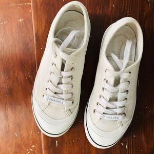 Chanel shoes Used Size 7 No damage, no box